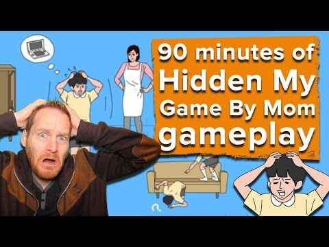 watch 90 minutes of Hidden My Game By Mom gameplay - Live stream
