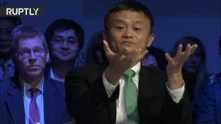 Nobody 'stealing' your jobs, you spend too much on wars - Alibaba founder to US