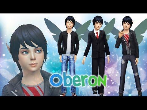 Oberón Luciel SpeedSims 4 Ep 02