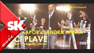 Sasa Kapor ft Sandra Afrika - Oci plave - (Official Video 2014) HD