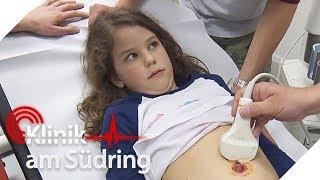 Trotz OP-Termin: Lina (8) macht Radschläge mit Nabelbruch   Klinik am Südring   SAT.1 TV