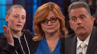 Teen Faces Off With Mom And Stepdad Who Accuse Her Of Lying