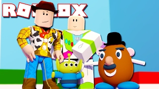 TOY STORY MOVIE IN ROBLOX!