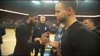 Best Of Phantom: Cleveland Cavaliers vs Golden State Warriors | 01.16.17