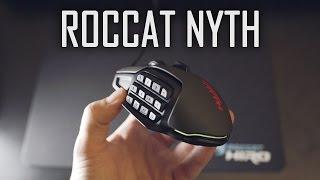 Roccat NYTH modular mouse | True 5.1 XTD Headset | RGB Keyboard