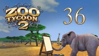 Zoo Tycoon 2 - Saison 2 - Ep. 36 : Le voyage d'Arlo   ArtOfHure