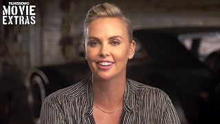The Fate of the Furious | On-set visit with Charlize Theron