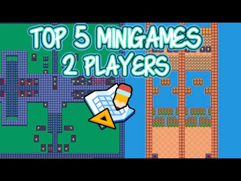 Top 5 Minigames For 2 Players Part 2