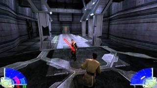 Jedi Academy Rosh Fight Scene HD 1080p