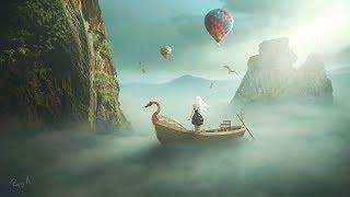 Fantasy Scenery Photoshop Manipulation Tutorial