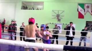 Roman Kalashyan/ TORNADO VS Artyom Grigoryan K-1