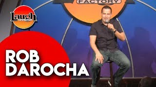Rob DaRocha | Poop Jokes | Laugh Factory Stand Up Comedy