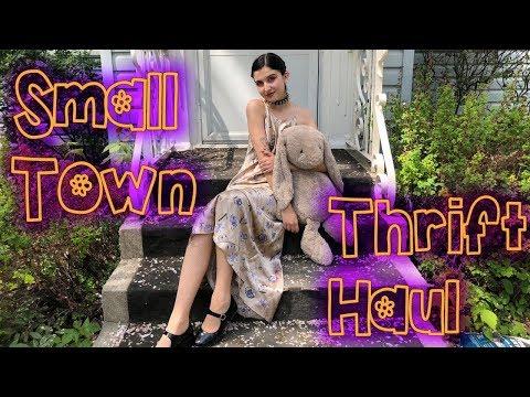 Xxx Mp4 My Small Town Thrift Haul 3gp Sex