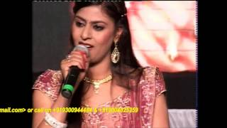 Tumhi Mere Mandir : Sarrika Singh Live