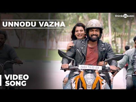 Unnodu Vazha Video Song   Bangalore Naatkal   Rana Daggubati   Samantha   Gopi Sunder