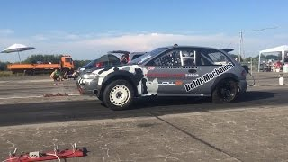 Mitsubishi Colt 4G63 4x4 Boldt-Mechanics Turboscheune Test & Tune 30.08.2015