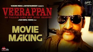 Veerappan Movie Making | Hindi Movie 2016 | Ram Gopal Varma | Sachiin J Joshi, Sandeep Bhardwaj