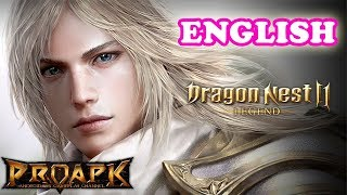 Dragon Nest 2 Legend English Gameplay Android / iOS - Geraint (by NEXON)