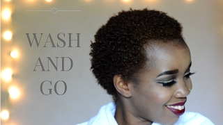 MY QUICK AND EASY WASH AND GO
