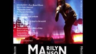 Marilyn Manson - Live Tokyo 2009 FULL TRACKS (Only Audio Master)