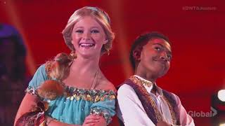 Miles Brown & Rylee Arnold - DWTS Juniors Episode 3 (Dancing with the Stars Juniors)
