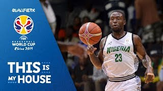Nigeria v Mali - Highlights - FIBA Basketball World Cup 2019 - African Qualifiers