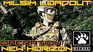 Airsoft Milsim Loadout (Multicam): Operation Lion Claws - New Horizon