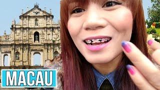 Vlog : NATINGA SA MACAU! (HK EP. 4)