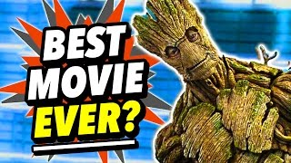 Why GUARDIANS OF THE GALAXY may be the BEST MOVIE EVER! | Film Legends