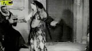 Egyptian Dance in Film
