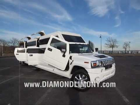 EXOTIC Hummer H2 Transformer ONLY Diamond Limo NY