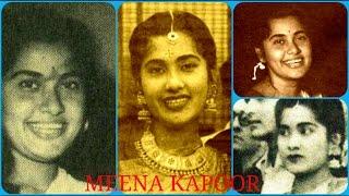 .MEENA KAPOOR-Film-Phool Aur Kante-1948-Ik Teer Jigar Pe Kha Kar Hum-[ Rare Gem ]