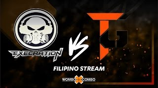 TIEBREAKERS: Execration vs. Trust Mr.Cat invitational