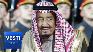 Saudi Arabia King Visits Russia for the First Time