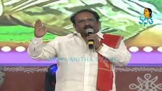 Paruchuri Gopala Krishna SENSATIONAL Speech about CHIRANJEEVI and MEGA FAMILY