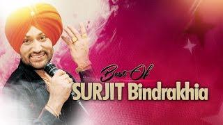 BEST OF SURJIT BINDRAKHIA | PUNJABI SONGS JUKEBOX | T-SERIES APNA PUNJAB