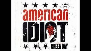 American Idiot - 21 Guns