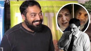 Anurag Kashyap SHOCKING Reaction On Tanmay Bhat's Sachin-Lata Spoof Video !!
