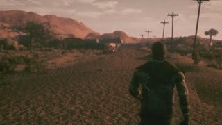 BREAKING POINT Official Reveal Trailer (NEW Open World Survival Horror Game)
