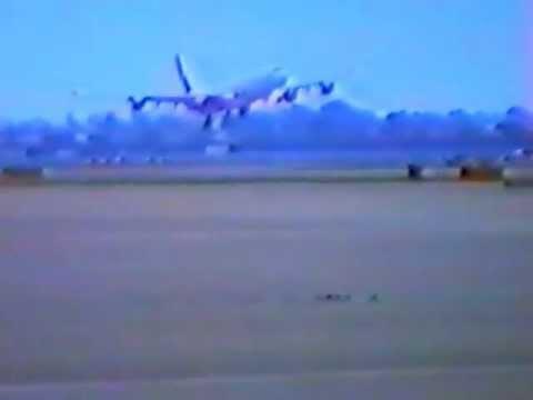 A340 Heathrow Airport Crash Landing November 1997