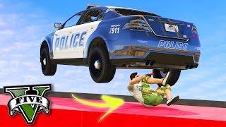 GTA V Online: POLICIA vs BANDIDOS 2 - NOVA DISPUTA!!