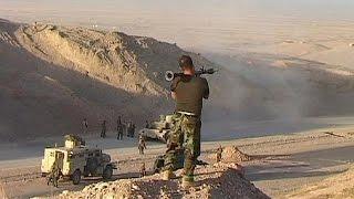 آمریکا حملاتش علیه دولت اسلامی را به خاک سوریه گسترش می دهد