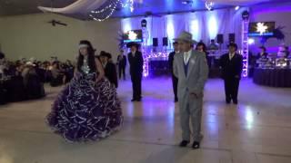 Quinceañera Stephany Vega Salon Versalles Reception Hall Feb 7, 2015 09