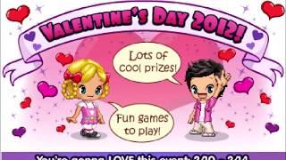 Valentine's Day 2012, Valentine's Day 2016 (Downtown) Fantage music