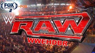 WWE Monday Night Raw 19 September 2016 Full Show Fox Sports 2 PT-BR