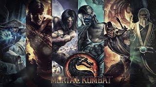 Mortal kombat Main Theme[TF HardTrance Remix][MK9 Mashup Video Mix]