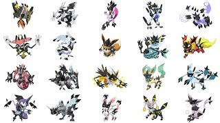 New ULTRA Form Pokemon #2   Pokemon Ultra Sun & Ultra Moon Fanart