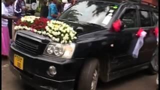 Harusi ya bwana David Mlelwa na bibi Vaileth Lipande