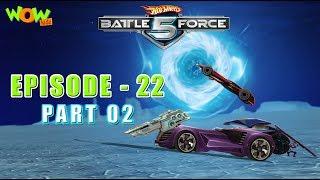Motu Patlu presents Hot Wheels Battle Force 5 - Gladiators - Episode 22-P2- in Hindi