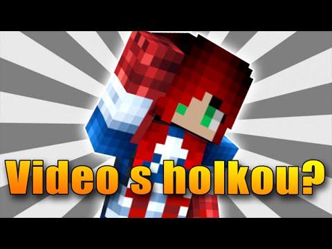 HOLKA VE VIDEU? - Minecraft Minigame: Google Feud!